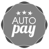 Autopay is in Effect